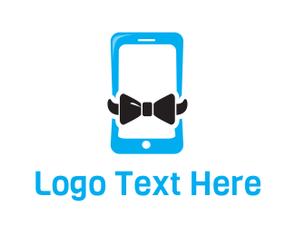 Phone - Fashion Application logo design