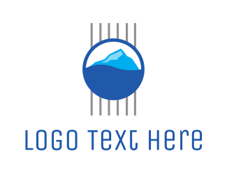Lake - Outdoor Concert logo design