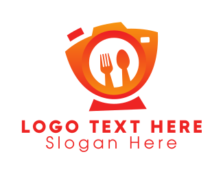 Homemade - Food Photographer logo design