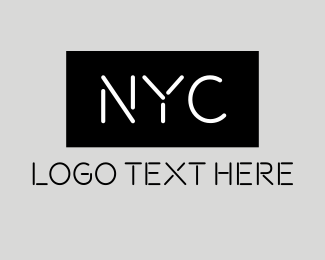 Black And Gray - NYC logo design