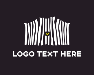 Zebra Eye Logo