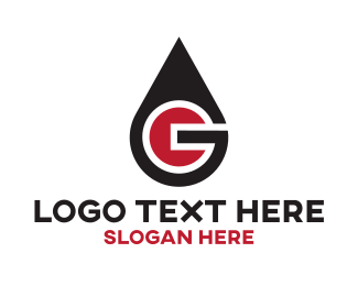 Gas Station - Global Energy logo design