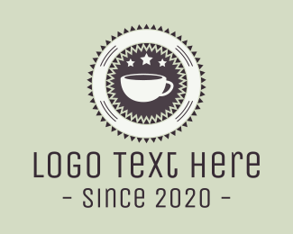 Mug - Coffee Circle logo design