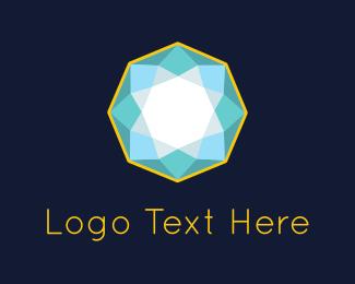 Jewelry - Blue Diamond logo design