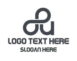 Maori - D & U logo design