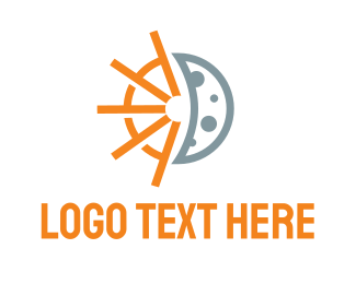 Ecological - Day & Night logo design