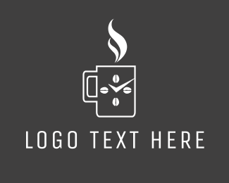 Coffee Mugs - Coffee Time logo design