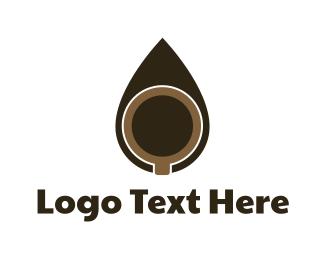 Coffee - Coffee Drop logo design