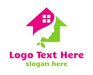Derma - Derma House logo design