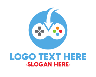 Recreation - Online Game logo design
