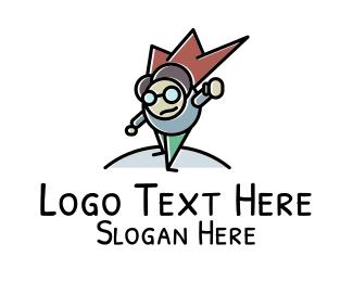 Hero - Geek Hero logo design