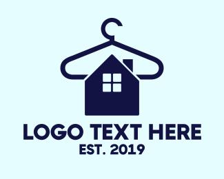 Washing - Laundry Home logo design
