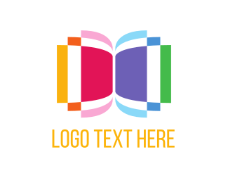 Colorful - Colorful Pages logo design