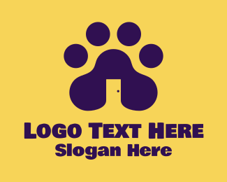 House & Paw Logo