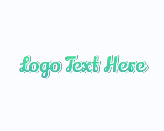 Gradient - Gradient & Blue logo design