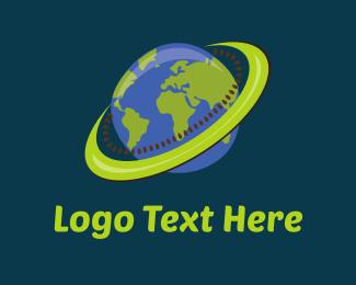 Kiwi -  Kiwi Planet logo design