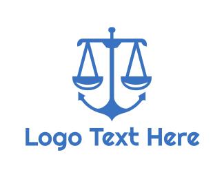 Anchor - Anchor Scale logo design