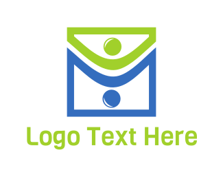 Drawer - Box Pocket logo design