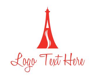 Eiffel - Eiffel Vape logo design