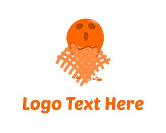Gelato - Ice Cream logo design