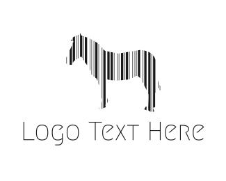 """Zebra  Barcode"" by tavi"