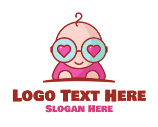 Parent - Baby Love logo design