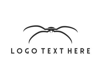 Virus - Spider Drone logo design