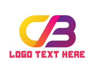 Esports - C & B logo design