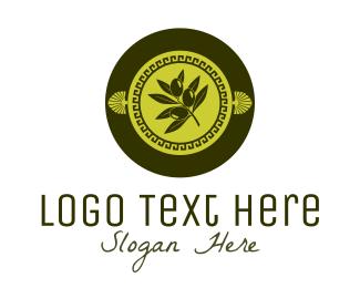 Badge - Eco Greeko logo design
