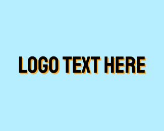 Heavy - Bold & Strong  logo design