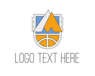 Team - Basketball Team logo design