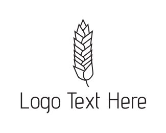 Wheat - Whole Wheat logo design