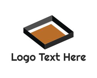 Sand - Sandbox logo design