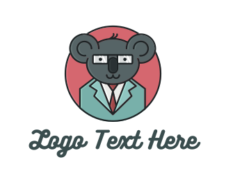 Worker - Professional Koala logo design
