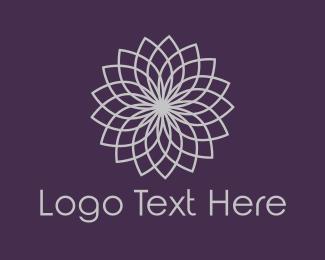 Mandala - Mandala Flower logo design