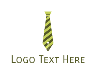 Pen - Business Pen logo design