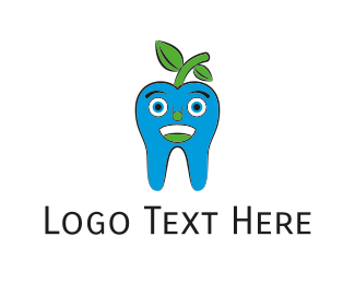 Fruit - Tooth Fruit logo design