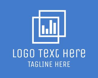 Growth - Square Financial logo design