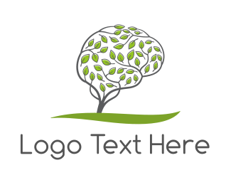 Therapy - Clever Tree logo design