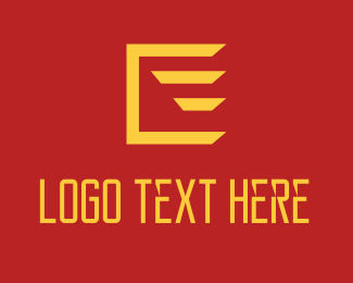 Flying - Fast Flying Box logo design