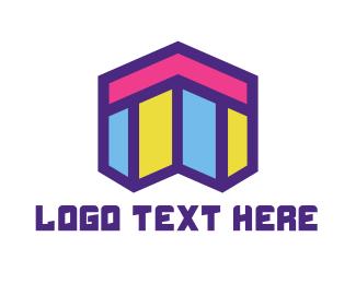 Please - Mosaic Style Home logo design