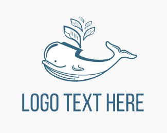 File - Big Whale Files logo design
