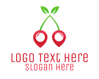 Healthy - Cherry Spot logo design