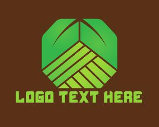 Agricultural - Green Plantation logo design