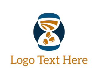 Time - Time for Money logo design