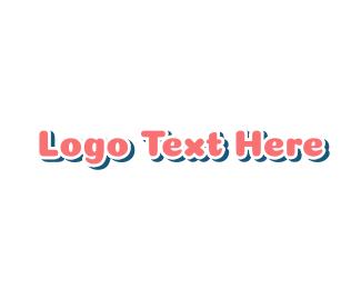 Bold - Pink & Bold logo design