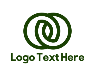 Synergy - Linked Circles logo design