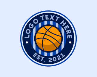 Basketball - Basketball Circle logo design