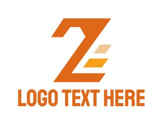 Clan - Orange Tech Number 2 logo design