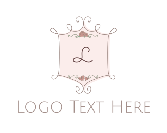 Wedding Planner - Lovely Emblem logo design